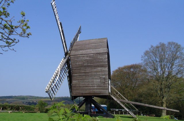 Nutley Windmill, Ashdown Forest (East Sussex)