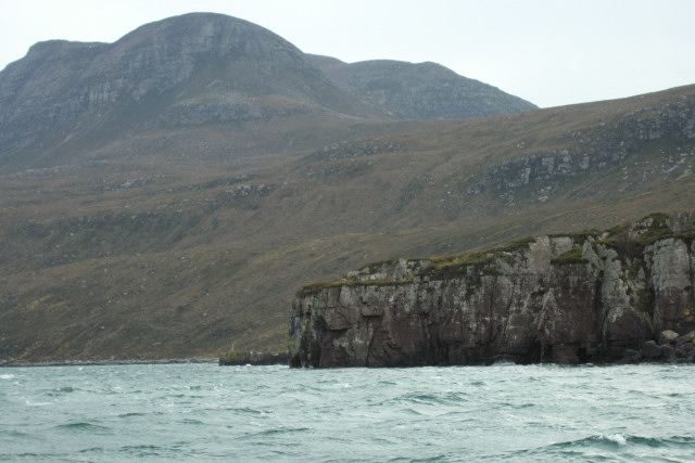 Creagan Ruadh, Annat Bay, Loch Broom