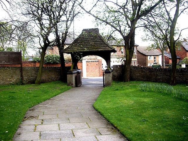 Lych Gate, St Andrew's Roker