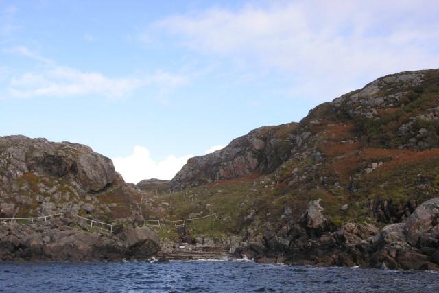 Camas an Alltain, Loch Inver