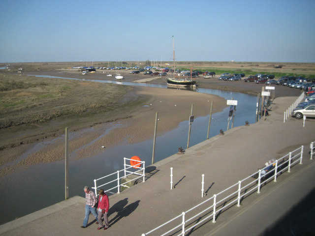 The New Cut, the Carnser and the Quay