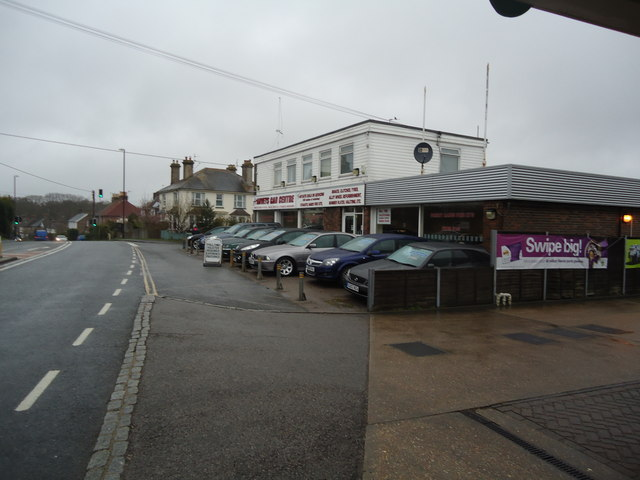 Car dealer, Scaynes Hill