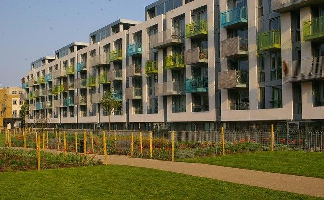 New housing development arundel square julian osley for New housing developments