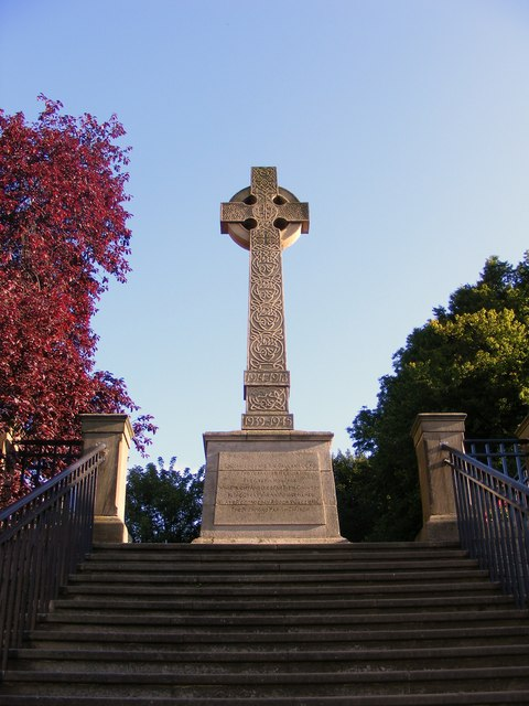 War Memorial, Frenchgate