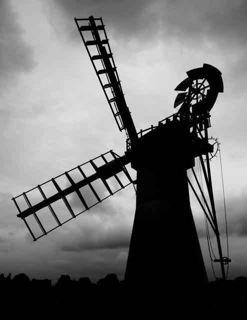 Thurne Wind Pump