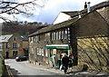 SD9905 : Smithy Lane, Uppermill by Michael Fox