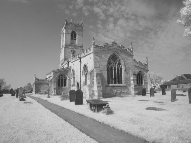 Barnburgh Church