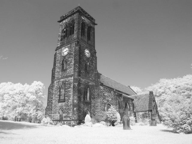 Brampton Bierlow Church