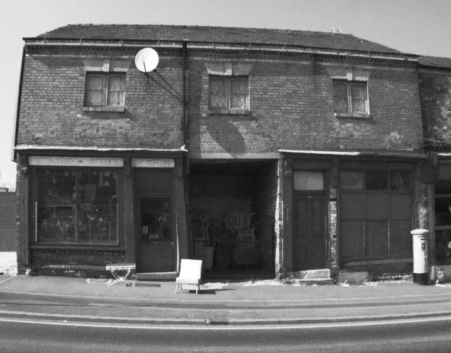 Antique Shop, Swinton