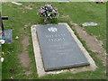 SP8901 : Roald Dahl's Grave, Great Missenden by David Hillas