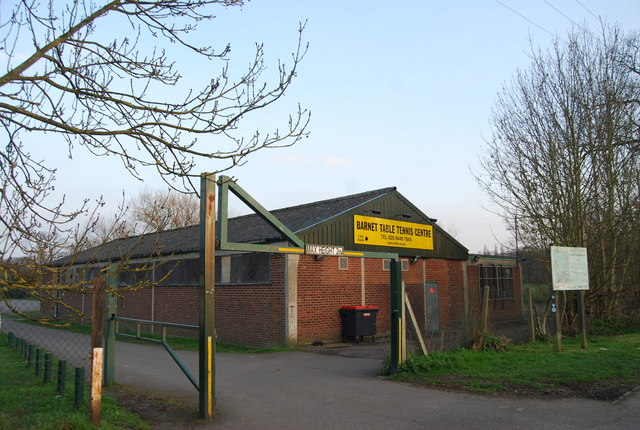 Barnet Table Tennis Centre