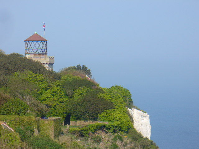 Old South Foreland Light
