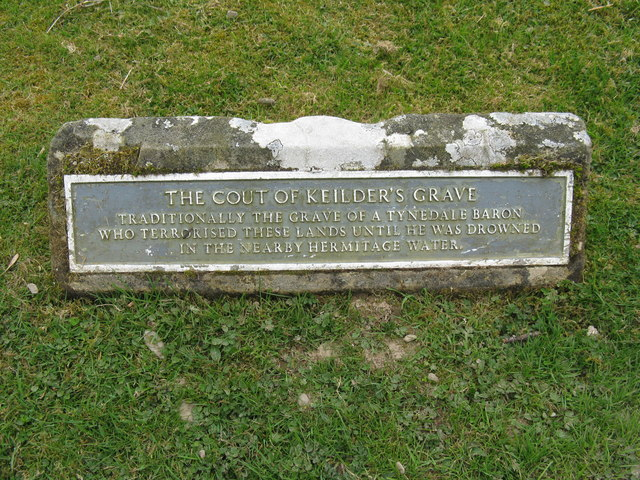 The Cout of Keilder's Grave