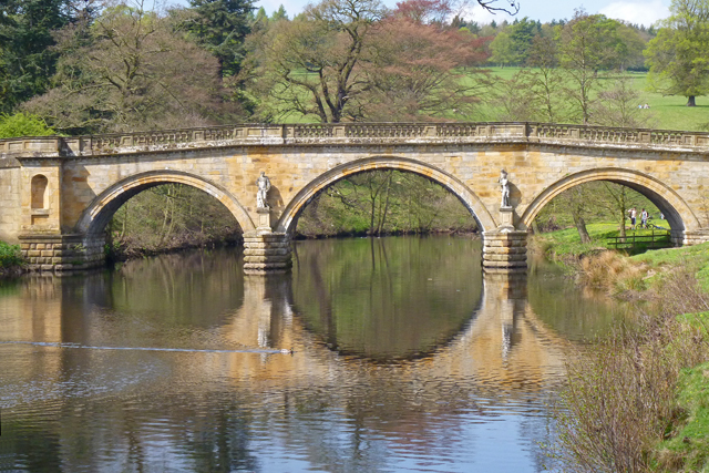 Bridge at Chatsworth Park