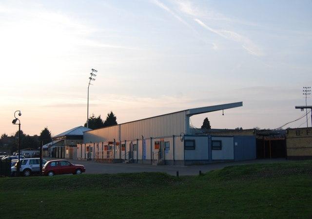 South Stand, Barnet Football Club