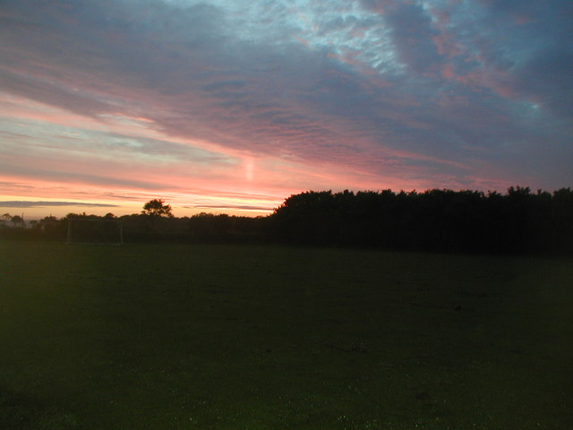 Haster Sunset
