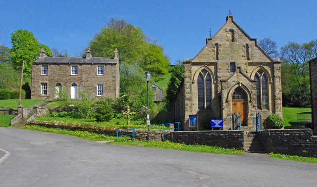 Calder Vale Methodist Chapel