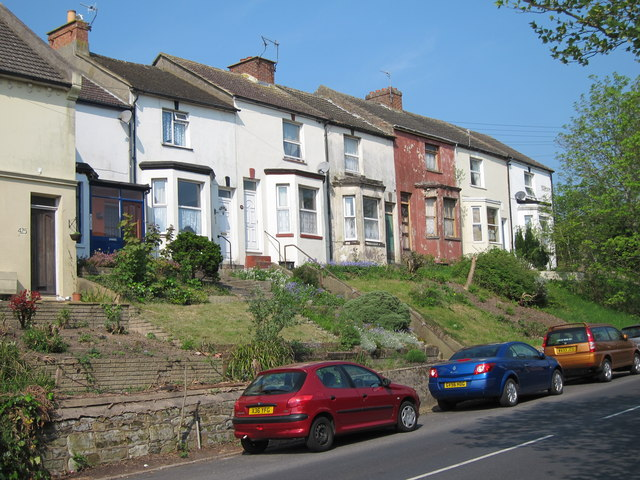 Houses on Battle Road