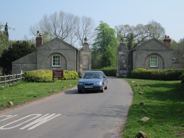 Carburton Lodge, Clumber Park
