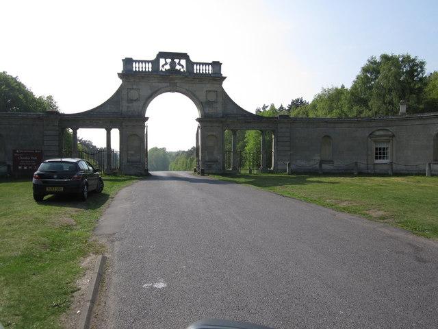 Apleyhead Lodge, Clumber Park