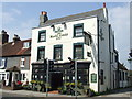 TQ4010 : Black Horse Inn, Lewes by Malc McDonald