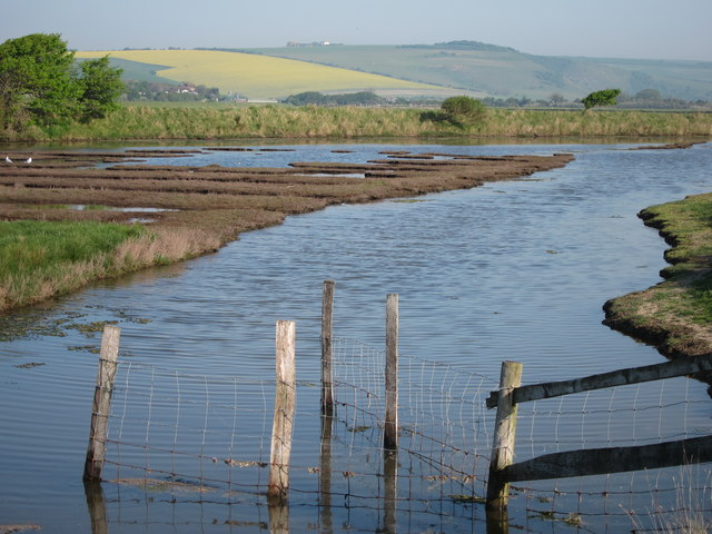 Old Cuckmere River