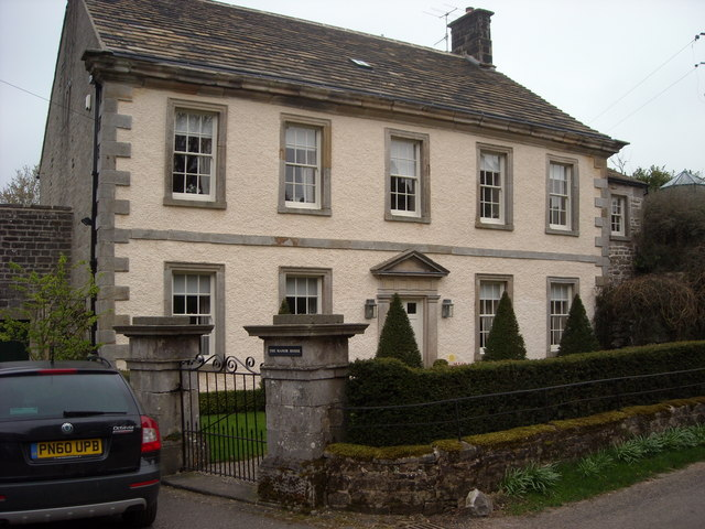 The Manor House, Thorpe Under the Hill