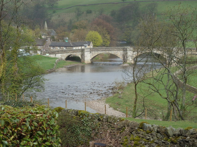 Burnsall Bridge, Burnsall