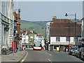 TQ4110 : Lewes High Street by Malc McDonald