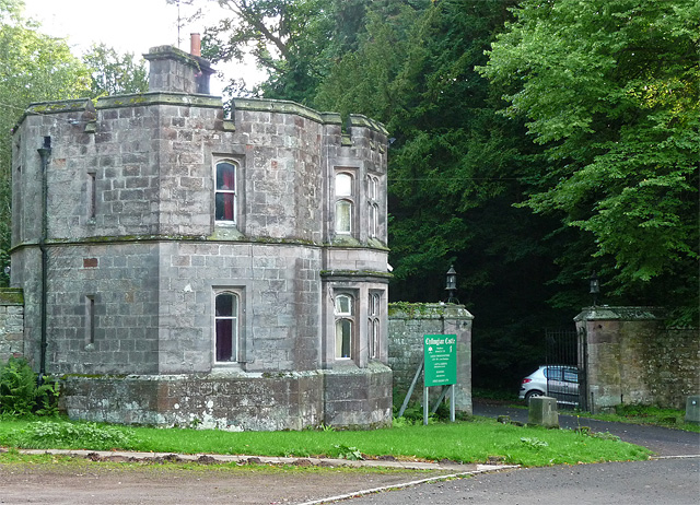 East Lodge, Chillingham