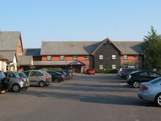 Premier Inn, Newhaven