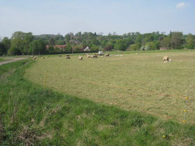 View towards Tealby
