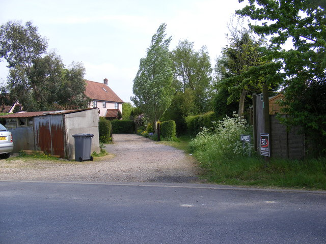 Mill Lane, Dennington