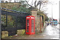 NT2072 : Telephone box, Corstorphine Rd by N Chadwick