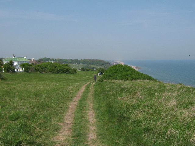 Saxon Shore Way to Kingsdown