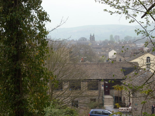 A view across Skipton