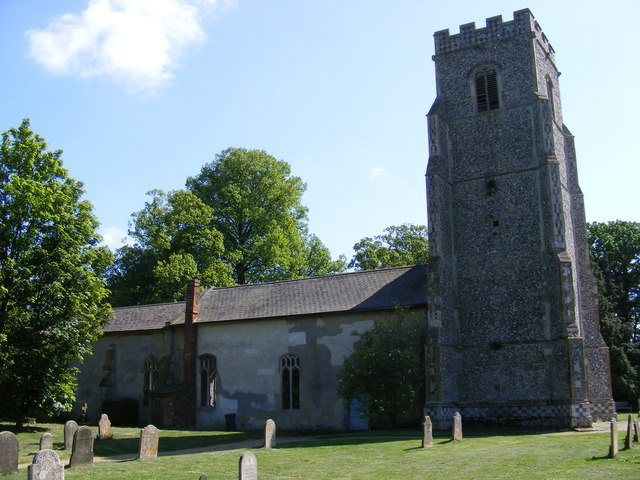 The Church of St.Gregory Rendlesham