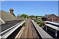 TL8928 : Chappel and Wakes Colne Station by Ashley Dace