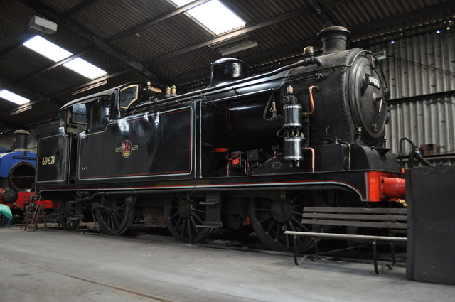 N7 69621 in the Workshops