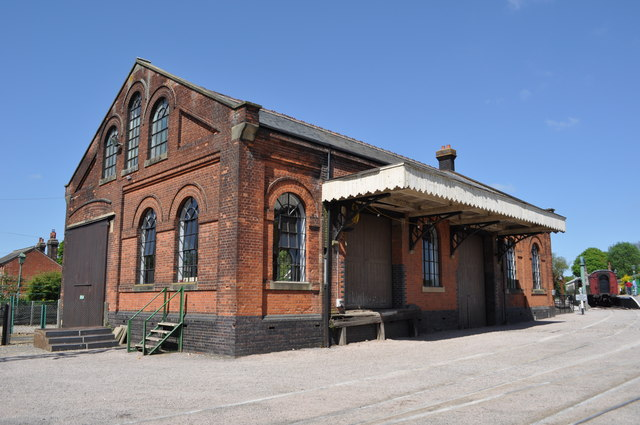 Chappel & Wakes Colne Goods Shed