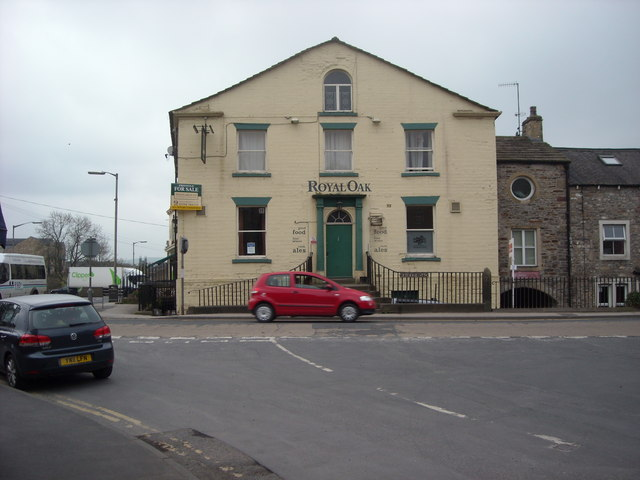 The Royal Oak, Skipton