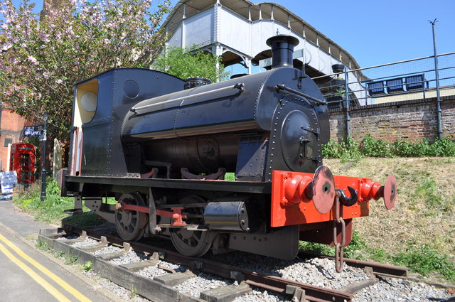 0-4-0 Saddle Tank - No. 2039 'Jeffrey'