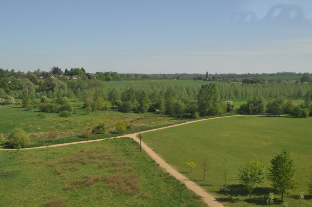View from Chappel Viaduct