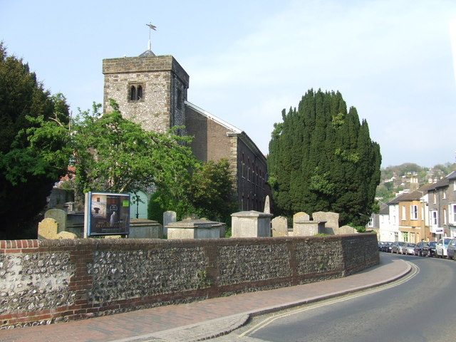 All Saints', Lewes