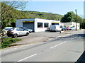 SO2704 : Cwmffrwd Service Station, Abersychan by John Grayson