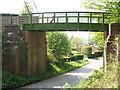 TQ5818 : Bridge over Tubwell Lane by Stephen Craven