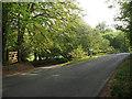 TQ5235 : Road junction near Eridge by Stephen Craven