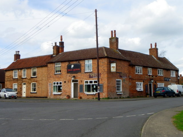 The Pack Horse Inn, Beckingham