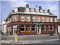 TQ2574 : Rose & Crown Public House, Wandsworth by PAUL FARMER