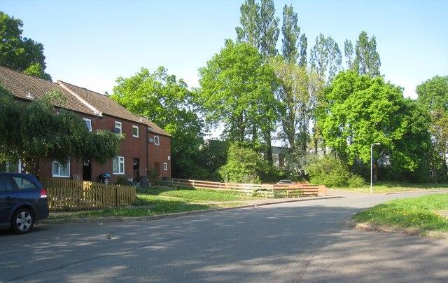 Simmons Way - Lane End